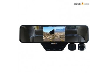 HD Rear View DVR with Cameras & 32GB Memory Card