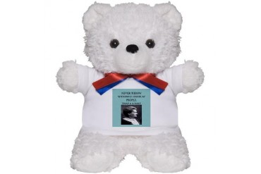 15.png Funny Teddy Bear by CafePress