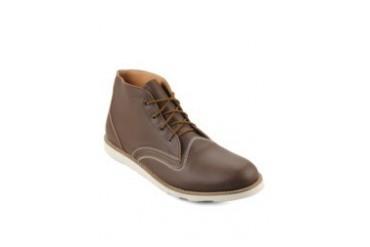 KAEL Rich Naples Boots Dark Coffee