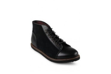 S.BALDO Alessio Shoes Black