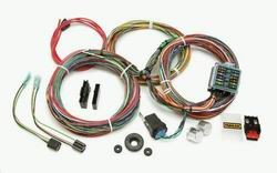 Painless Wiring 12 Circuit Weatherproof Wiring Harness 10143 Chis Wire on