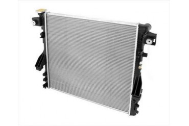 Omix-Ada Replacement 1 Core Radiator for 3.8L V6 Engine with Automatic Transmission 17101.38 Radiator