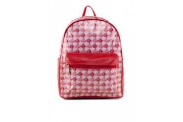 G. Davin Rose Print Backpack