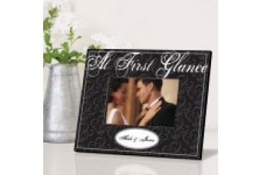 Engravable Gift Collection At First Glance Frame - Style GC860atfirstglance