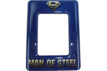 DC Comics Superman Man of Steel Frame Magnet