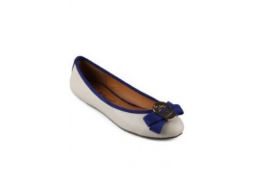 Marc & Stuart Shoes CS 2 Flats White Navy