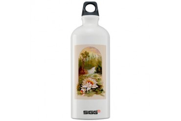Southern Belle Vintage Sigg Water Bottle 1.0L by CafePress