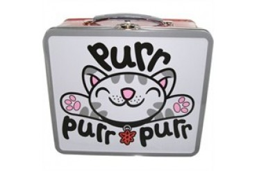 Big Bang Theory Soft Kitty Purr Purr Purr Lunch Box