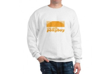 "Stay Gold Ponyboy"" [The Outs Sweatshirt"