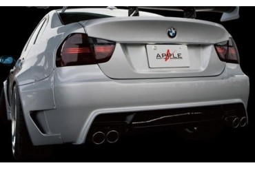 Apple Auto A-Real Rear bumper 01 BMW 3-Series Sedan E90 06-11