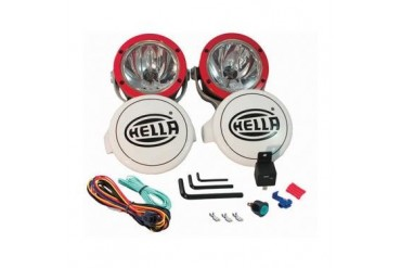 Hella Rallye 4000Xi HID Driving Light Kit 010186901 Offroad Racing, Fog & Driving Lights