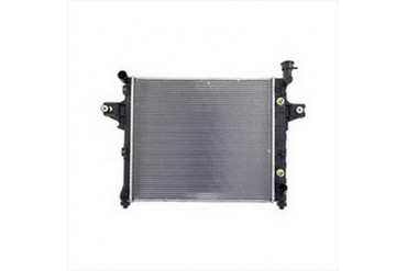 Omix-Ada Replacement 1 Row Radiator for 4.7L V8 Engine with Automatic Transmission 17101.31 Radiator