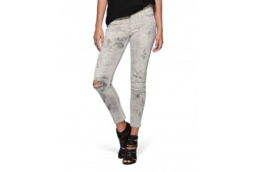 Citizens of Humanity 'Rocket' Cropped Skinny Jeans Grey, 26