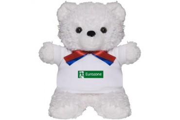 Eurozone Exit Germany Teddy Bear by CafePress