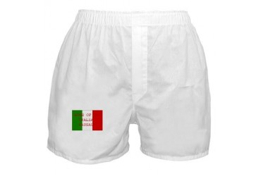 HOME OF THE ITALIAN SAUSAGE Boxers