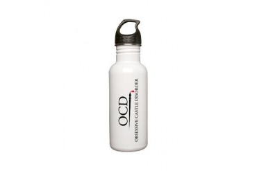 OCD Stainless Water Bottle 0.6L