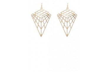 Fox's Accessories Link Earring