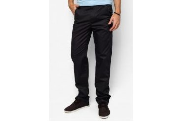 Wisedragon Casual Straight Pants