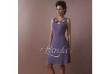 "Landa Lily Maids ""In Stock"" Bridesmaid Dress - Style LM119"