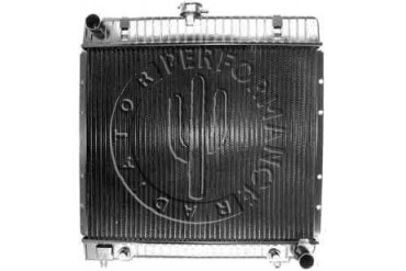 1976-1983 Mercedes Benz 240D Radiator Performance Radiator Mercedes Benz Radiator 670 76 77 78 79 80 81 82 83