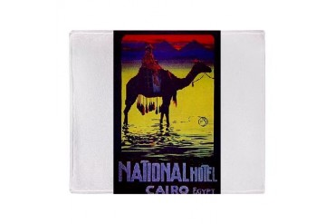 Best Seller Egyptian Stadium Blanket Africa Throw Blanket by CafePress