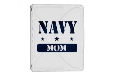 Navy Mom Navy iPad 2 Cover by CafePress