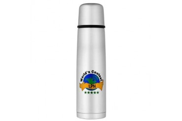 Large Thermos Bottle Nurse Large Thermosreg; Bottle by CafePress