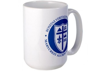 Alumni Large Mug by CafePress