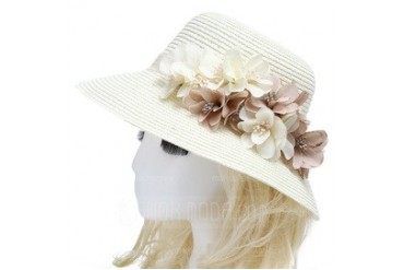 Hottest Imported Paper/Rattan Straw Hats (042052552)
