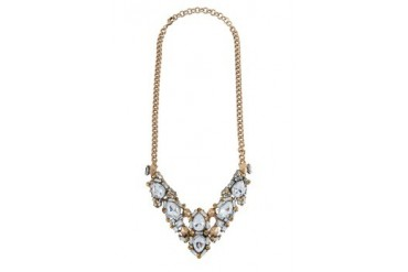 Dipped Row Mila Necklace