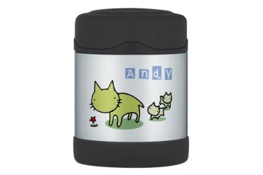 Andy Thermos Food Jar Cute Thermosreg; Food Jar by CafePress