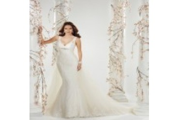 Sophia Tolli Wedding Dresses - Style Brienne Y11403/Y11403F