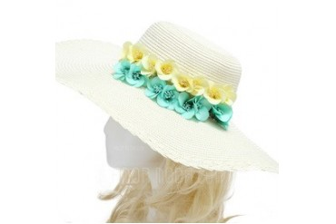 Stylish Imported Paper/Rattan Straw Hats (042052521)