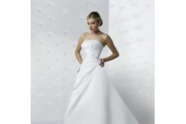 Davinci Quick Delivery Wedding Dresses - Style T8109