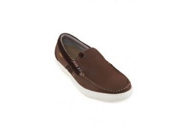 Lois Leather Slip Casual Shoes