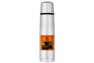 60.png Large Thermos Bottle Funny Large Thermosreg; Bottle by CafePress
