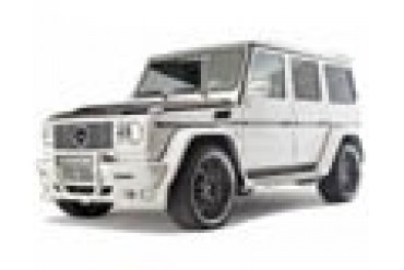 Hamann Aero Body Kit Mercedes-Benz G55 AMG 98-04