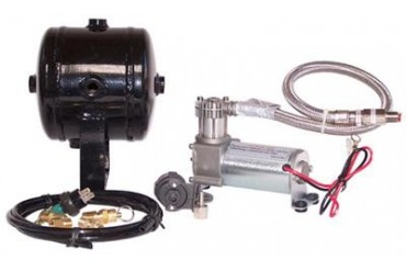 Kleinn Train Horns Sealed 120 psi compressor w/ 0.5 gallon tank 6260 Kleinn compressor kits