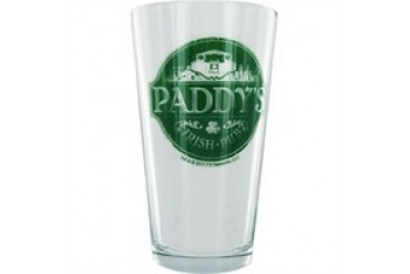 It's Always Sunny in Philadelphia Paddy's Irish Pub Pint Glass
