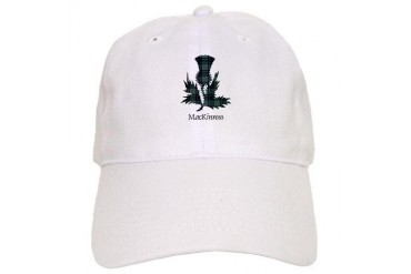 Thistle - MacKinross Scottish Cap by CafePress