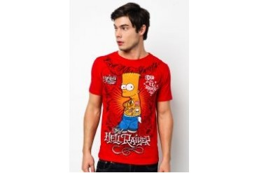 The Simpsons @ urban TEE Hell Raiser Tee