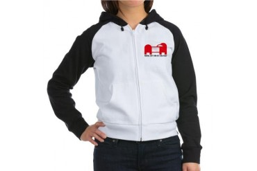 Khaatlo Bed sex bollywood desi hindi gujarati desirage fun Women's Raglan Hoodie by CafePress