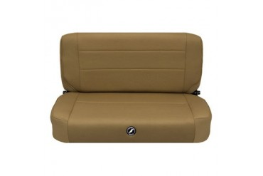 Corbeau Safari Rear Seat in Spice Neoprene 60007 Seat