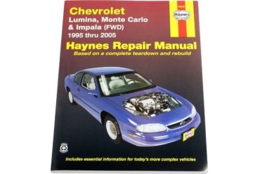 1995-2001 Chevrolet Lumina Manual Haynes Chevrolet Manual 24048 95 96 97 98 99 00 01