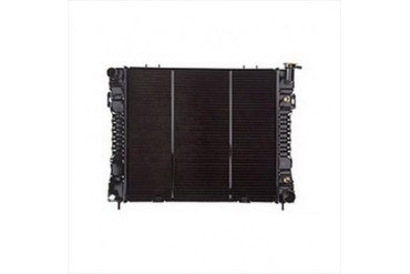Omix-Ada Replacement 2 Core Radiator for 5.2L & 5.9L V8 Engine with Automatic Transmission 17101.29 Radiator