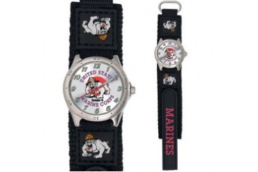 Marines Bulldog - Military Mascot Boys Watch