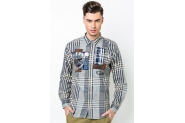 Desigual O.K.Checkered Shirt