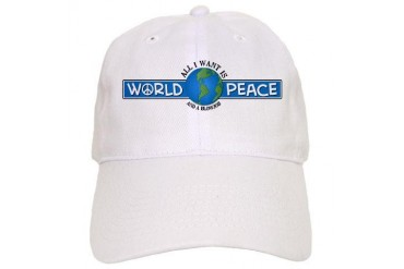 World Peace blowjob Sex Cap by CafePress