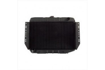 Omix-Ada Replacement 2 Core Radiator for 5.9L & 6.6L V8 Engines with Automatic Transmission 17101.33 Radiator
