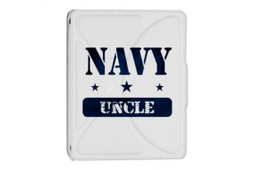 Navy Uncle Navy iPad 2 Cover by CafePress